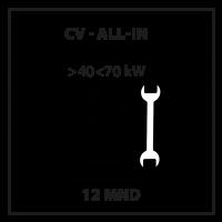 CV All-In 12 mnd 40kW-70kW per maand