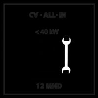 CV All-In 12 mnd tot 40kW per maand